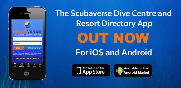 Scubaverse Launches New Dive Centre Directory App 2