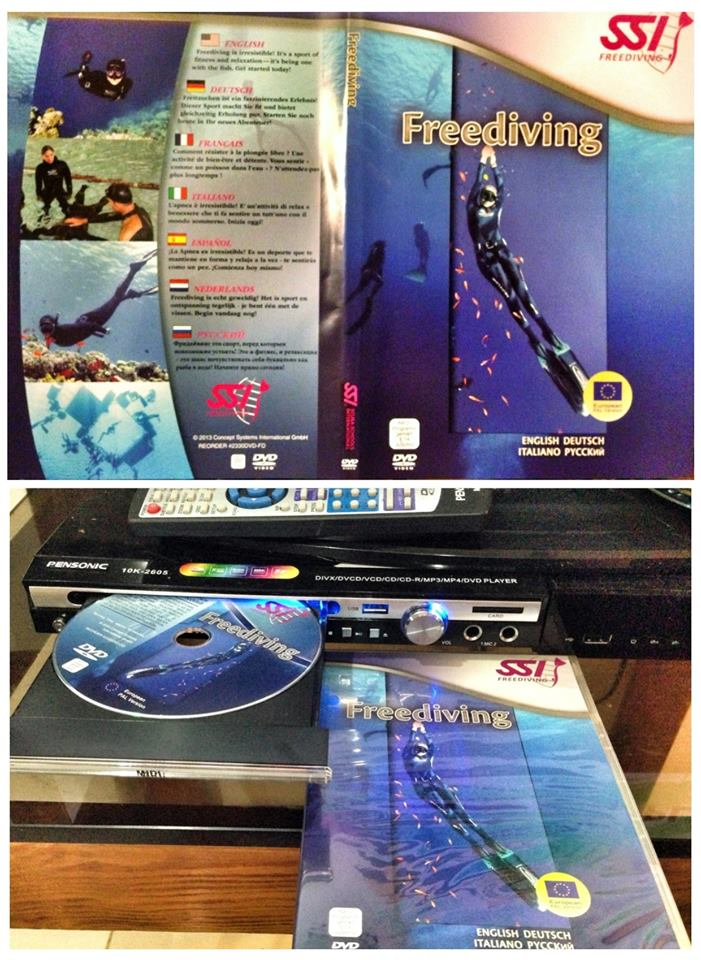 The 4D Freediving Education System - SSI Launch Educational DVD 1