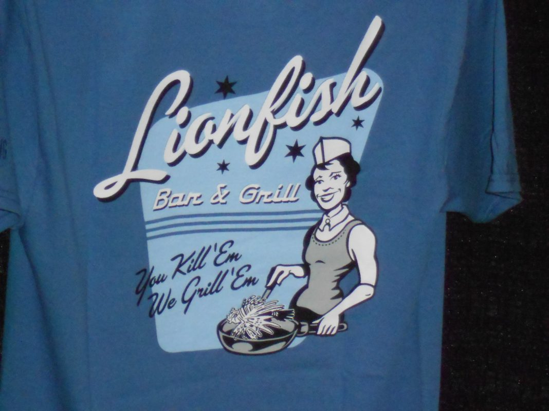 The on-going scourge of Lionfish 1