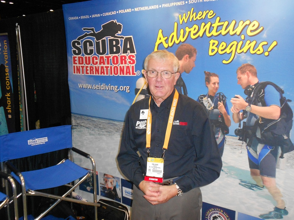 The Evolution of a Dive Certifying Agency - Scuba Educators Incorporated 2