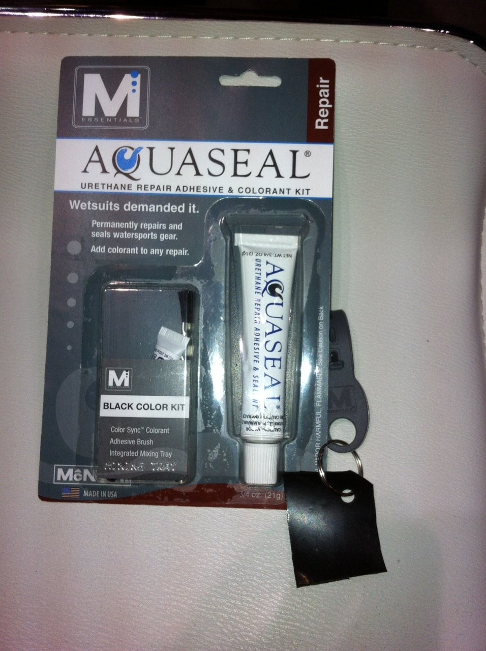 McNett Introduces New Addition To Aquaseal Product Line 2