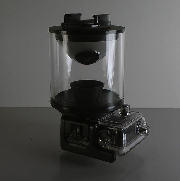 KickStarter Campaign For New 360-Degree Camera Mirror Lens Under Way 2