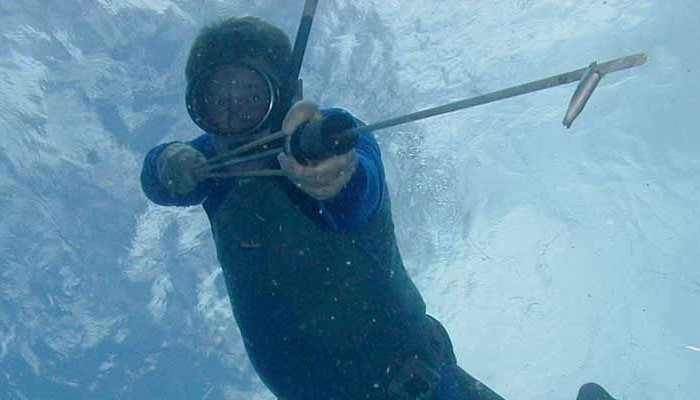 Spearfishing Legend Art Pinder Dies At 84
