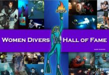 Women Divers Hall Of Fame To Induct Six New Members In 2016