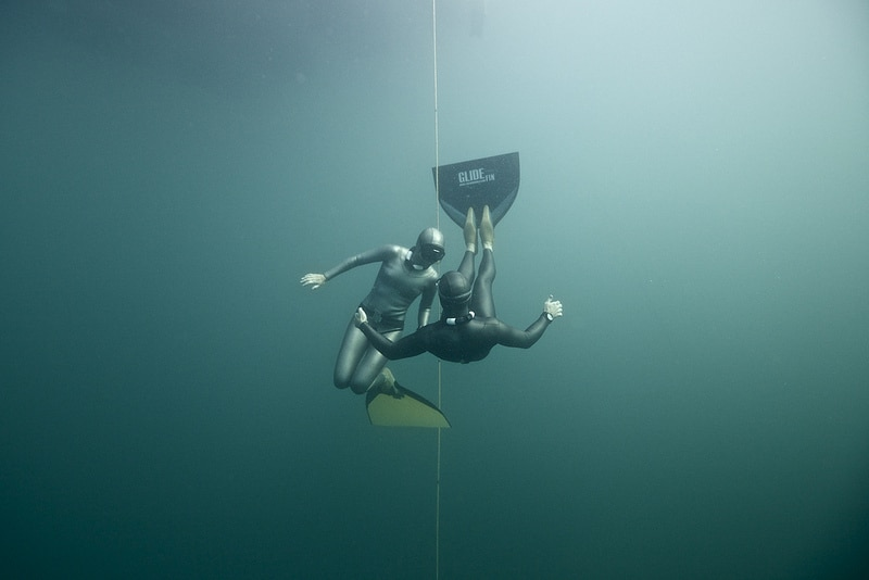 Liv Philip & Tim Money Crowned Again As UK National Freediving Champions 1