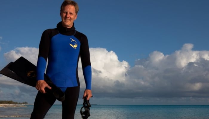 On Sharks and Sleds -- an interview with World Record-Holder William Winram 4