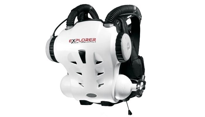 Hollis Issue Recall on Explorer Rebreather Counterlungs 2