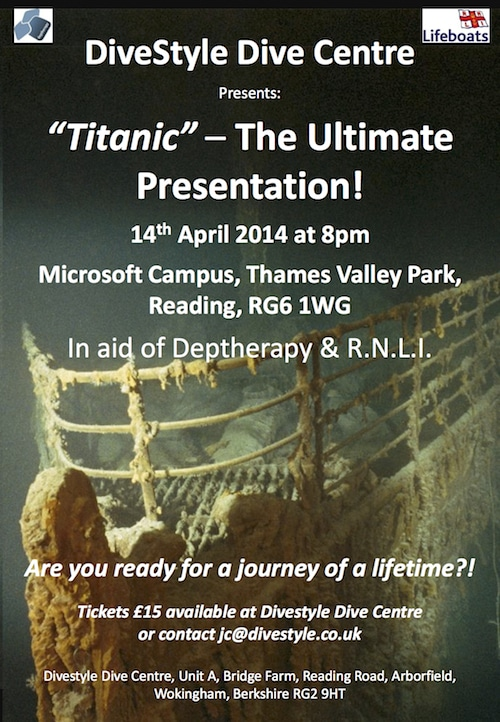 Titanic - The Ultimate Presentation - Poster 2