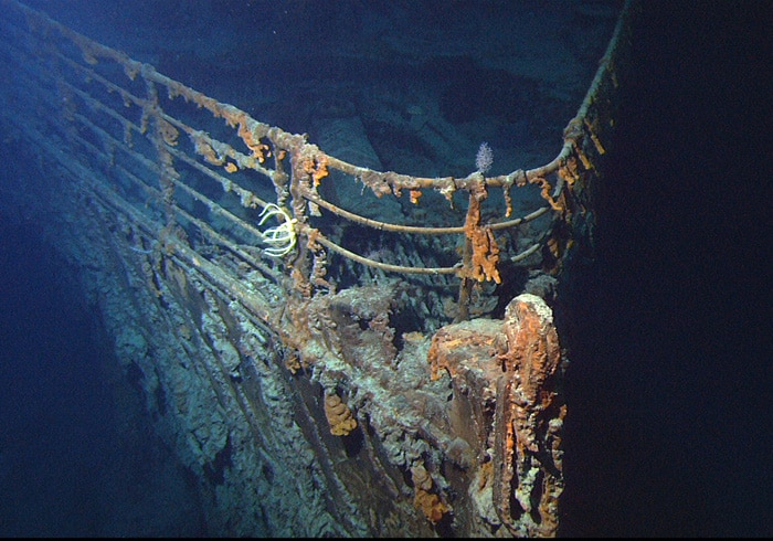 UK Dive Centre Offers Chance To Hear From Titanic Diver 1