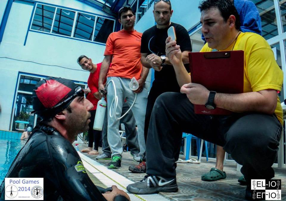 Four National Records Broken At AIDA Cyprus 2014 Pool Games 1