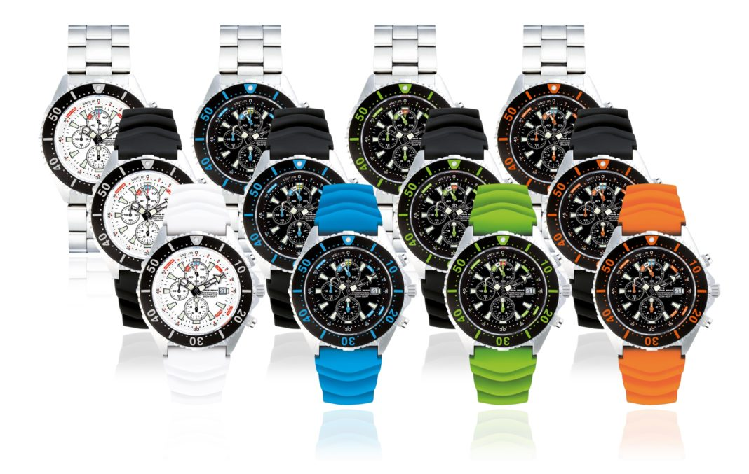 CHRIS BENZ Watches Introduces Latest Dive Watch 2