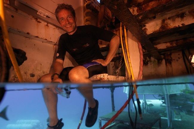 Fabien Cousteau's Mission 31 To Begin On June 1 1