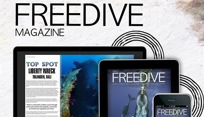 Issue 2 of Freedive Magazine Now Available 1
