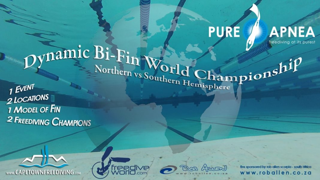 Pure Apnea 2014 Dynamic Bi-fin World Championship To Be Held In November 1