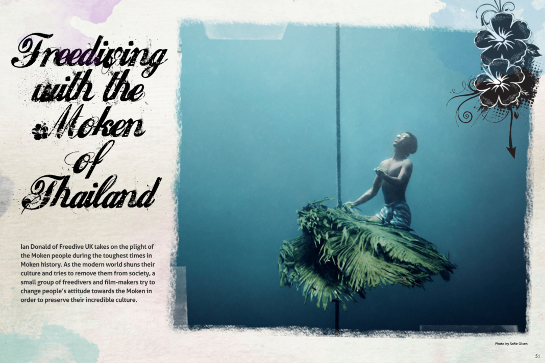 Issue 3 of Freedive Magazine Now Available 2
