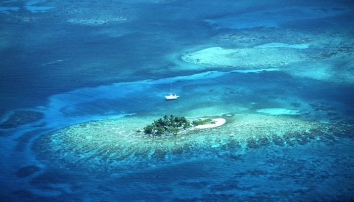 Freediving and Sailing Tours on the World's 2nd Largest Great Barrier Reef 2