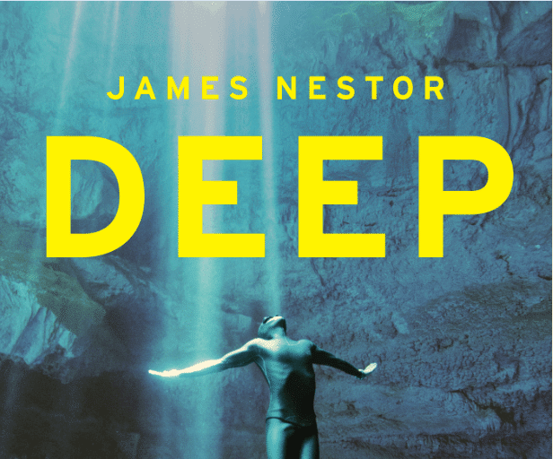 A Discussion with James Nestor Author of Deep: Freediving, Renegade Science, and What the Ocean Tells Us about Ourselves freediving profiles reviews  renegade science ocean james nestor interview freediving books freediving deep