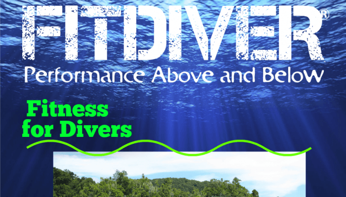 New FitDiver Magazine Makes Its Debut 2