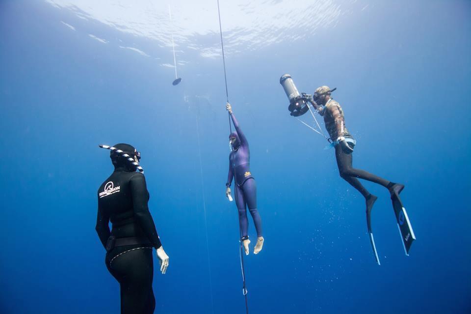 National Freediving Records Fall at Danish Championships 2