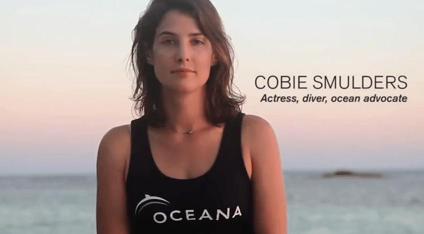 'Avengers' Star Advocates For Oceana 2