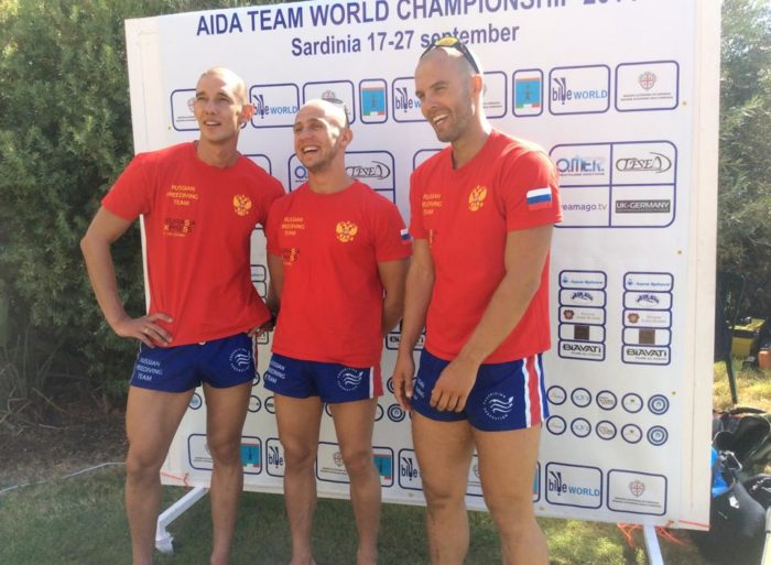 Russa Podium Win Men ATWC2014