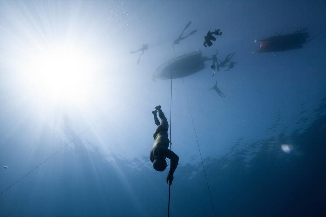 3 Freediving National Records Fall at 2014 EuroCup 1