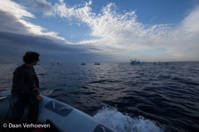 Dive Site - Constant Weight Competition Day - ATWC2014