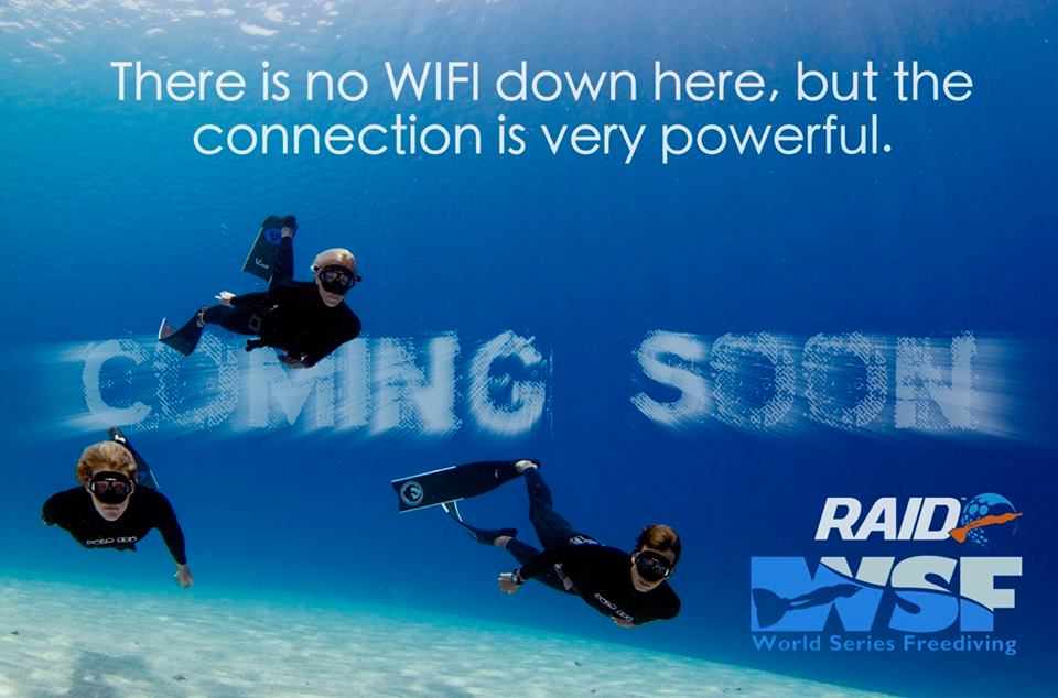 RAID To Launch Online Freediving Courses 1