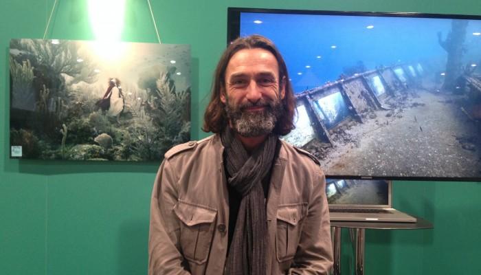 Artist Andreas Franke Breathing Life Back Into Shipwrecks 2