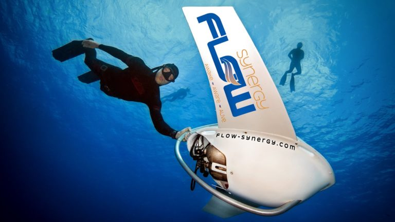 [VIDEO] Freediving with DiveGlide on Hilma Hooker, Bonaire