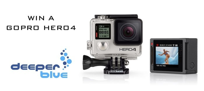 Win a GoPro HERO4