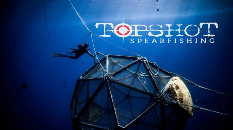 [VIDEO] Sustainable Spearfishing with TopShot Spearfishing