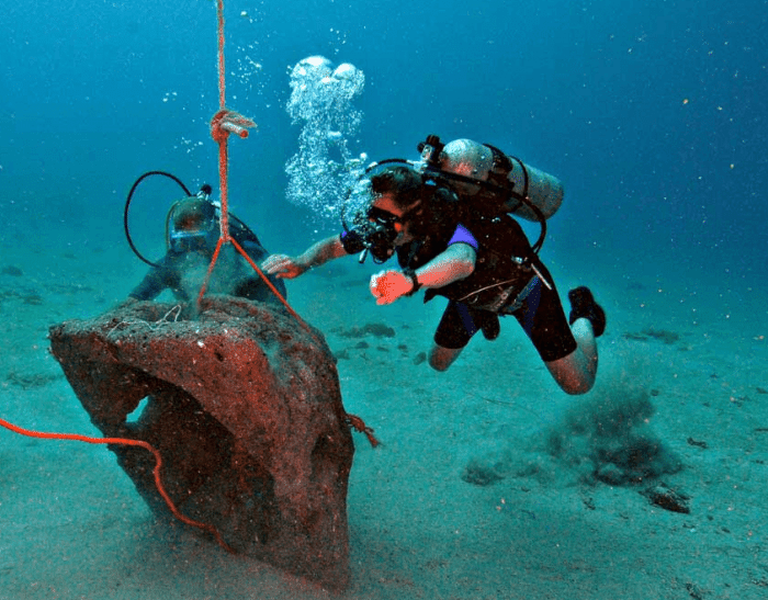 Dive For Free While Installing Artificial Reefs In The Philippines 1