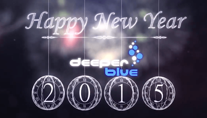 Happy New Year 2015 from DeeperBlue 2