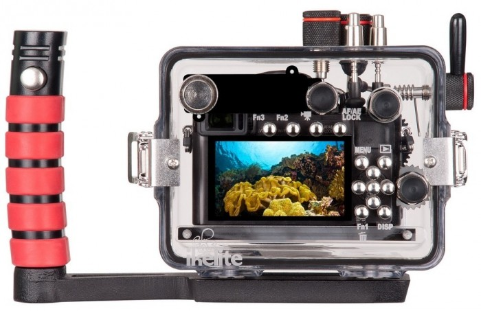 Ikelite Introduces New Underwater Housing For Panasonic Lumix LX100 Camera 2