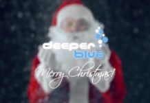 Merry Christmas from DeeperBlue.com
