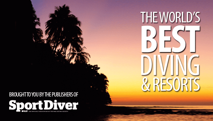World's Best Diving and Resorts magazine – out now for FREE! 1
