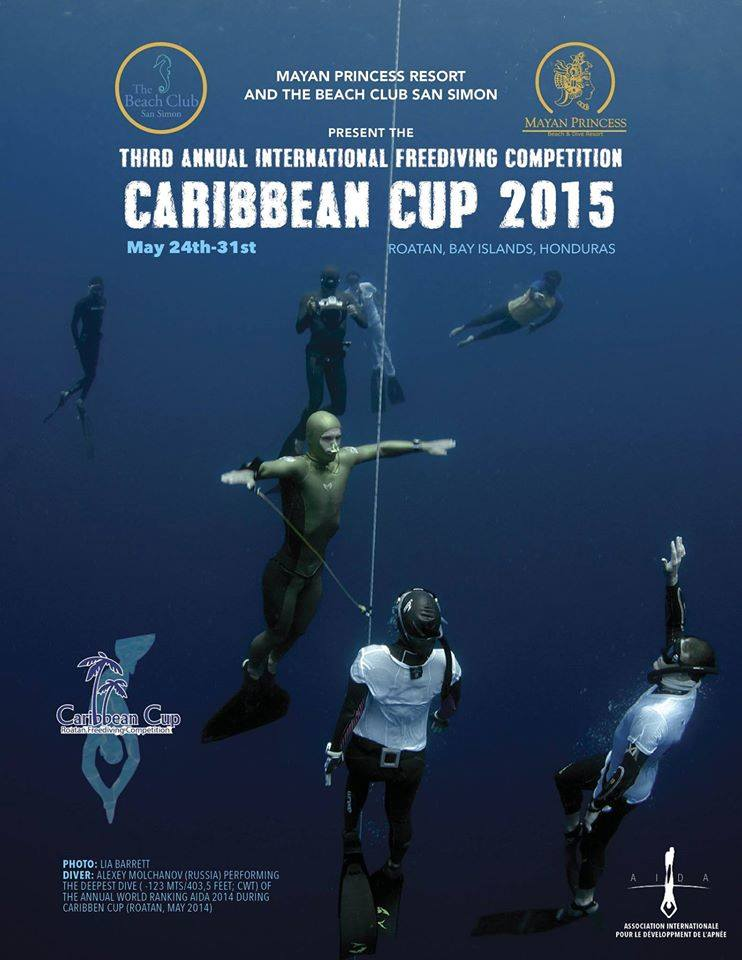 Caribbean Cup Starts With A Bang... 3 National Records Fall On Day One 2