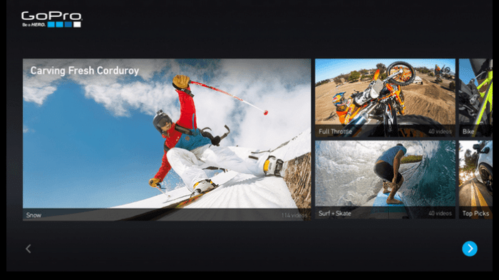 GoPro Makes Watching Freediving Videos Easy With New Channel On LG Smart TVs 1