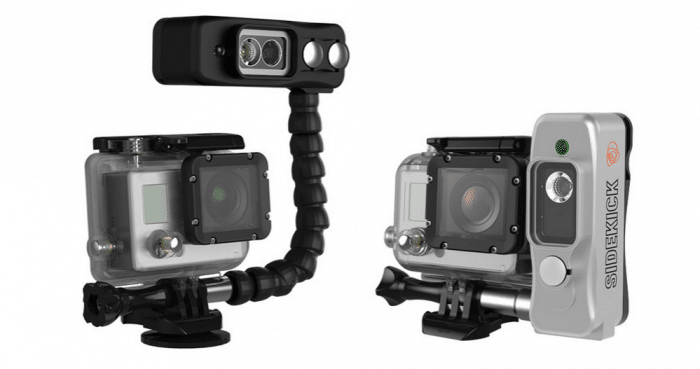 Light & Motion Announces KickStarter Campaign For New 'Sidekick' Companion Dive Light 1