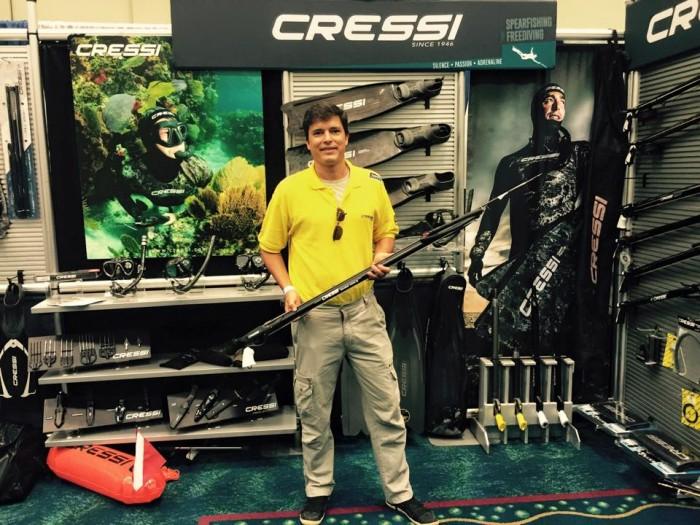 A Brief Chat With Brazilian Champion Spearfisherman Francisco Loffredi