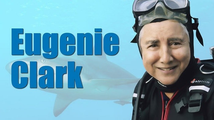 Shark Advocate And Hall-Of-Fame Diver Eugenie Clark Has Died