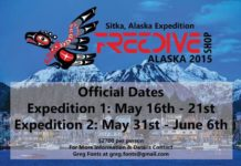 ALASKA Spearfishing