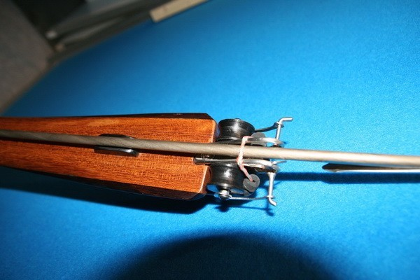 Briante Speargun wide end barrel RIS