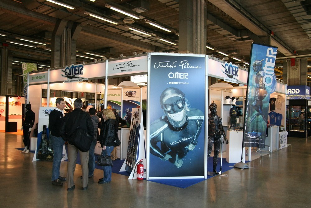 EUDI Show 2015 - Spearfishing At The European Dive Show 2