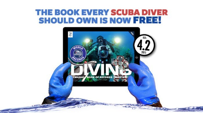 New Edition Of The Diving Almanac & Book of Records Available For Download 2