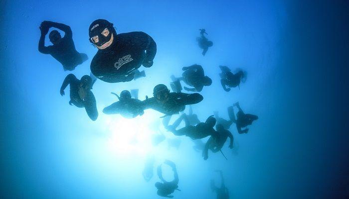 Umberto Pelizzari Underwater Apnea Academy