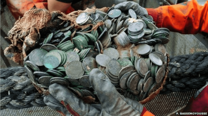 British Man Held In Turkey For Smuggling Coins He Found In The Sea 2