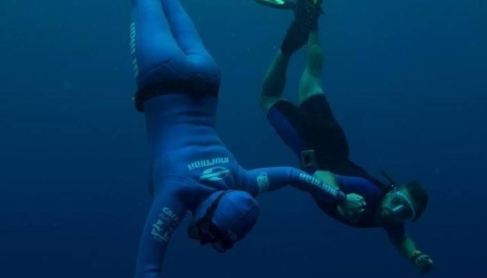 Karol Meyer Hosts Freediving Event In Bonaire 2