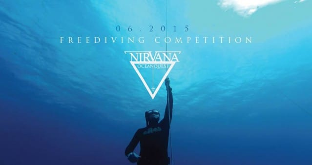 Nirvana Oceanquest - Colombia's Inaugural AIDA Depth Competition 2